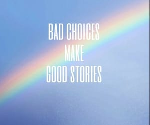 wallpaper, rainbow, and quotes image