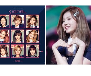 signal, twice, and sana image