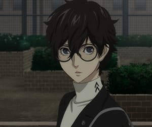 anime and persona 5 the animation image