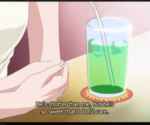 anime, funny, and sad image