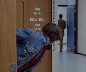 movie and The Breakfast Club image