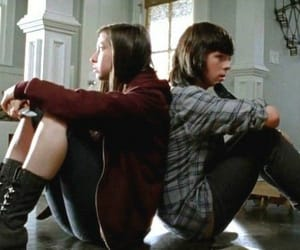 enid, twd, and carl grimes image