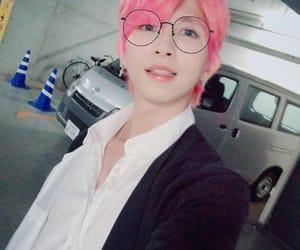 J-pop, k-pop, and pink hair image