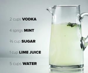 diy, drink, and fresh image