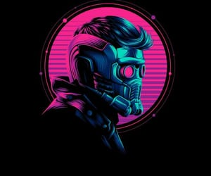 wallpaper, star lord, and peter quill image
