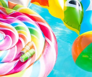 colors, photography, and pool image
