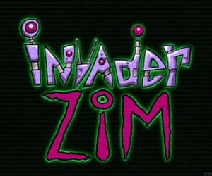 aliens, Invader Zim, and nickelodeon image