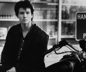 christian slater, Heathers, and 80s image