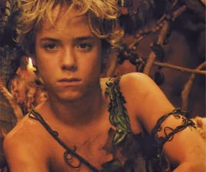 peter pan and jeremy sumpter image