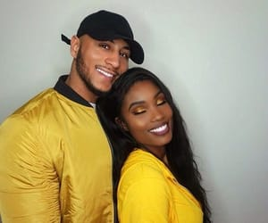 yellow, cute, and couplegoals image