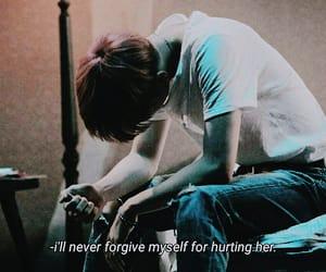 sad quotes, bts, and yoongi image