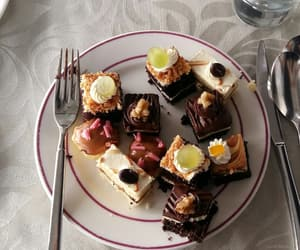 brownies and mini cakes image