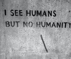 black, humanity, and life image