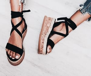 aesthetic, follow me, and shoes image