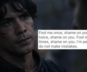 soulmates, the 100, and bellamy blake image