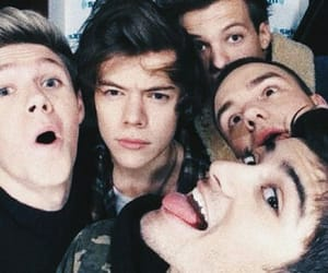 1d, niall, and love1d image