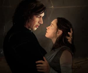 couple, solo, and star wars image