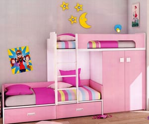 baby room, bedroom decor, and kids bedroom furniture image