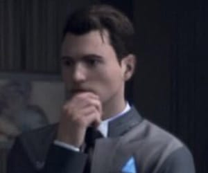 actor, Connor, and dbh image