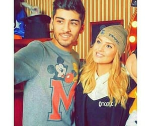 zerrie, perrie edwards, and zayn malik image