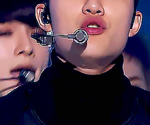 concert, exo, and gif image