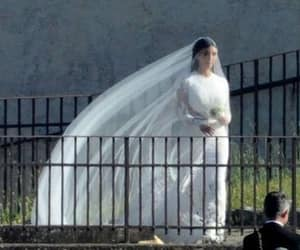 bride, florence, and just married image