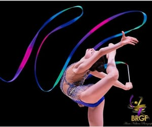 colors, rhythmic gymnastics, and ribbon image