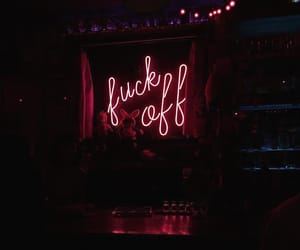 club, fuckoff, and night image