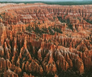 canyon, nature, and photography image