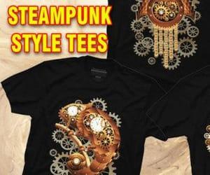 fashion trends, bluedarkart designer, and steampunk fashion image