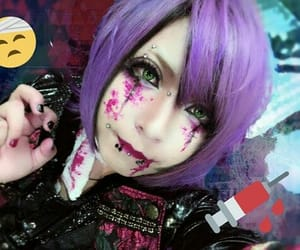 alternative, jrock, and nail image