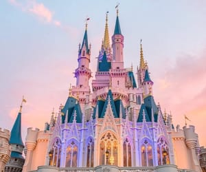 aesthetic, castle, and cinderella image