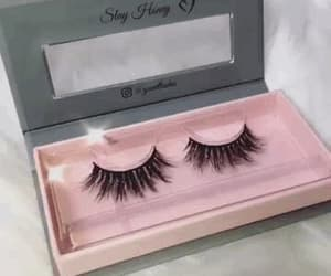 cosmetic, lashes, and viral image