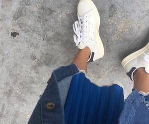 adidas, sneaks, and stan smith image
