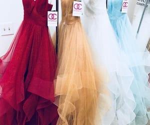 dresses, fashion, and girly image