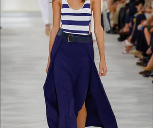 catwalk, ralph lauren, and ss16 image