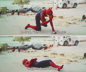 civil war, Marvel, and iron man image