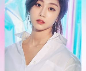 lovelyž, jisoo, and 서지수 image