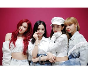 blackpink, kpop, and lisa image