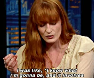 florence and the machine, florence welch, and gif image