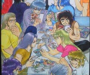 anime, fanart, and knight image