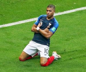 football, france, and futbol image