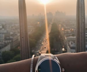 arc, view, and parijs image