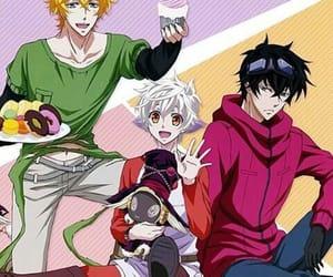 anime, anime boys, and karneval image