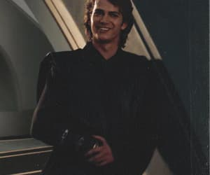 Anakin Skywalker, star wars, and gif image