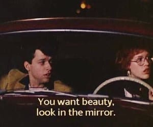 pretty in pink, quotes, and beauty image