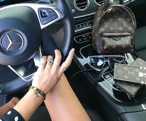 car, cartier, and luxury lifestyle image