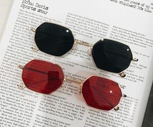 shades, vintage, and retro vibe image