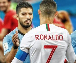 cristiano ronaldo, match, and portugal image