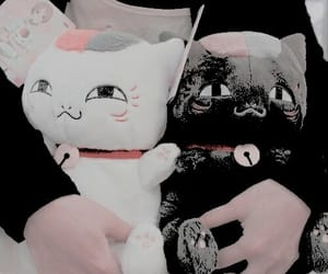 cat, aesthetic, and plush image